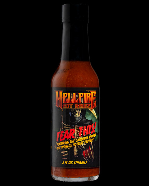 Extremely Hot Sauce